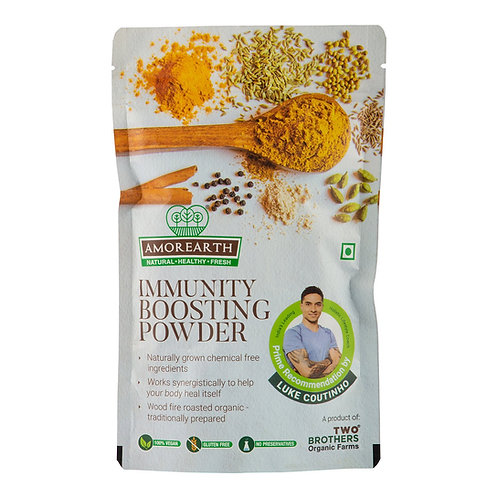 AMOREARTH Immunity Boosting Powder - LUKE COUTINHO