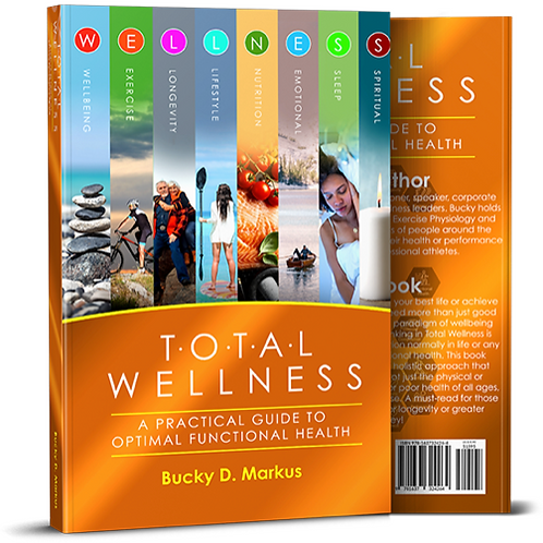 Total Wellness Book (paperback)