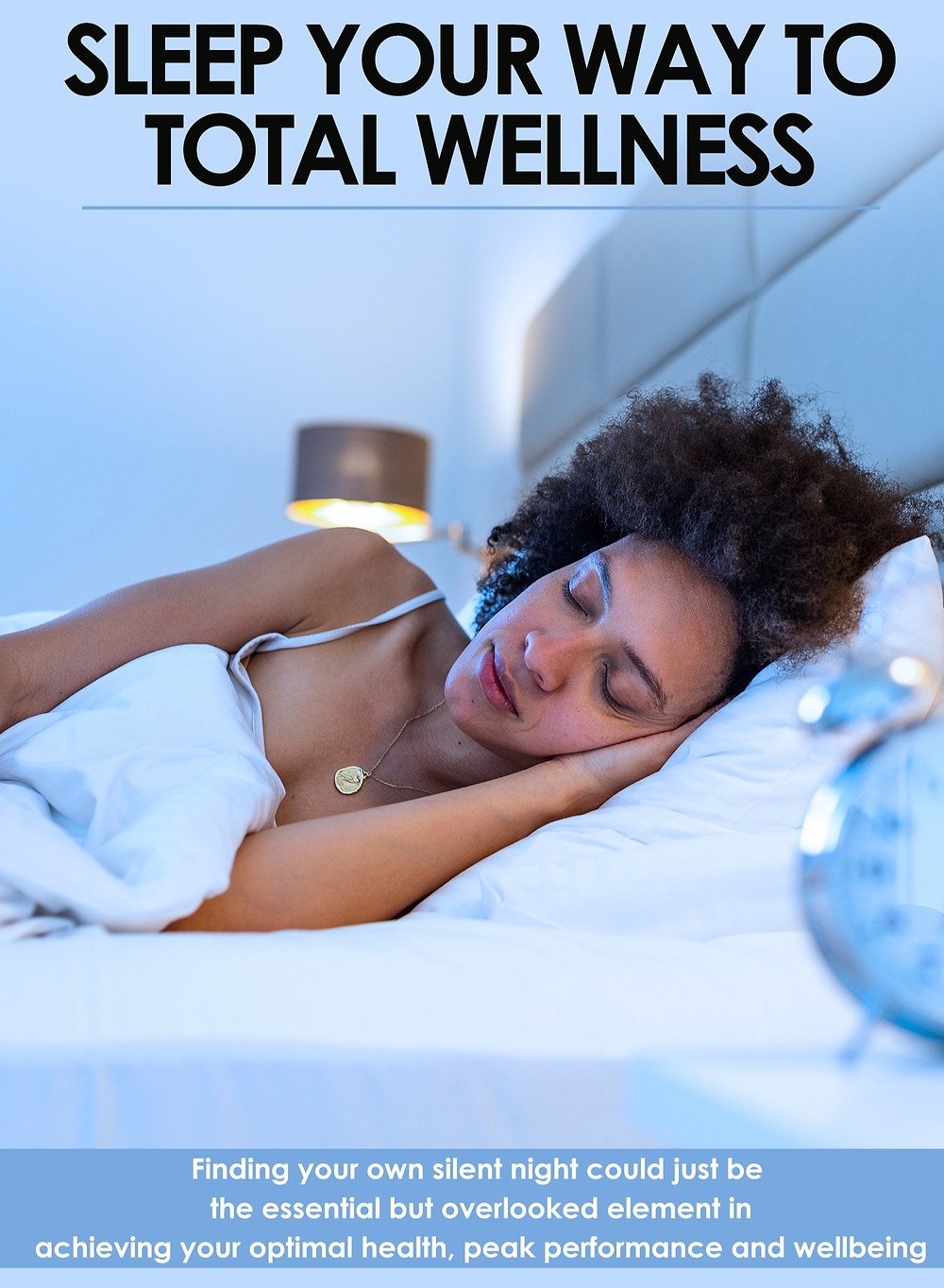 To insure your wellbeing, sleep and recovery are vital. Managing your sleep will partially depend on your weight, nutrition and exercise habits