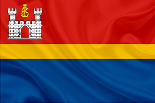 Флаг Калиниградской области