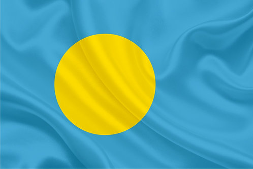 Флаг Палау