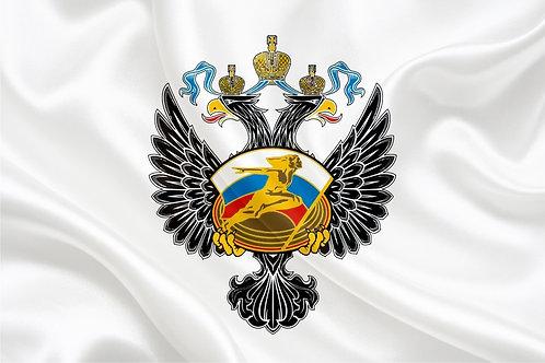 Флаг Минспорта