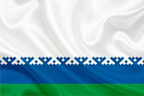 Флаг Немецкого АО