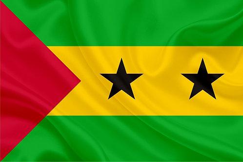 Флаг Сан-Томе и Принсипи