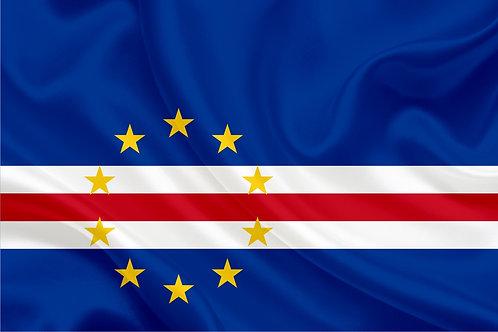 Флаг Кабо-Верде