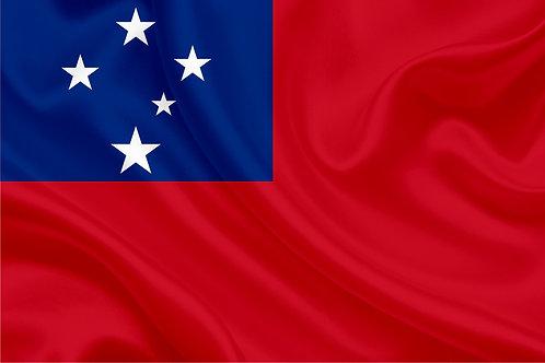Флаг Самоа