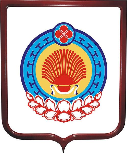 Герб Республики Калмыкия