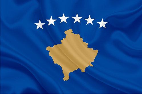 Флаг Республики Косово