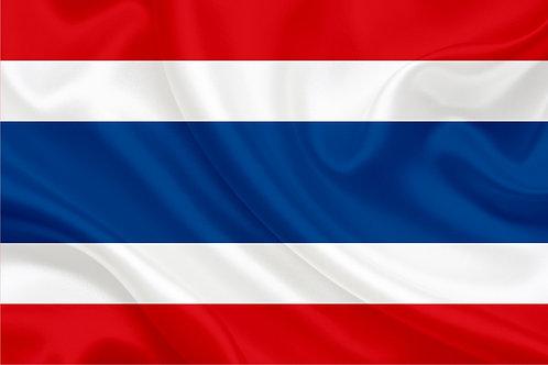 Флаг Таиланда