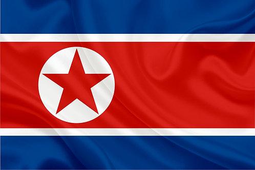 Флаг КНДР