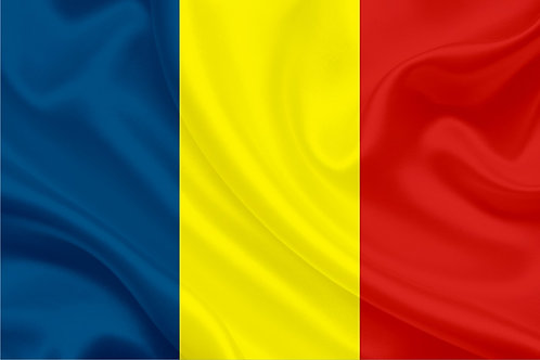 Флаг Чад