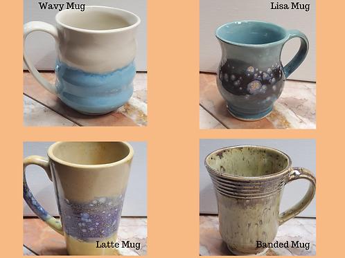 PREORDER - Stoneware Mug to go kit