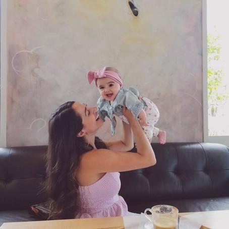 Top 4 instagram-worthy & baby friendly coffee shops