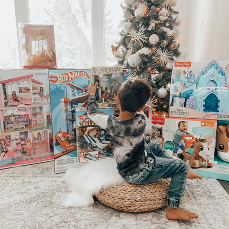 HOLIDAY TOY GIFT GUIDE WITH MATTEL CANADA