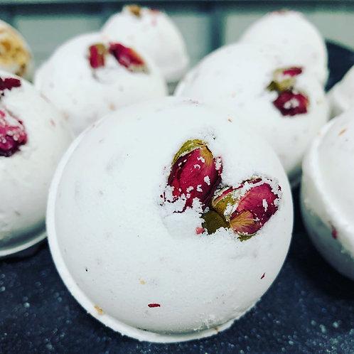 Vanilla Rose Bath Bomb