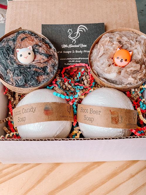 J&A Animal Surprise Gift Set