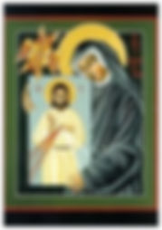 Our conference name is after St Maria Faustina, an apostle of The Divine Mercy.