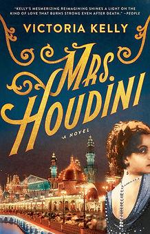 Mrs Houdini Book Cover
