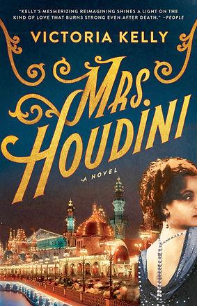 Mrs. Houdini Book Cover
