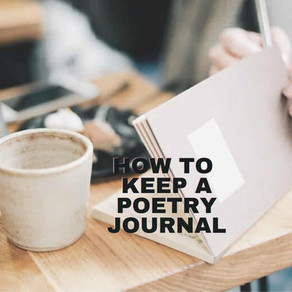 How to Keep a Poetry Journal