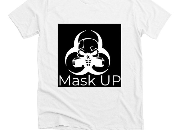 Mask Up Or Back Up!!