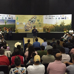 1ra Feria del Maíz en Irapuato
