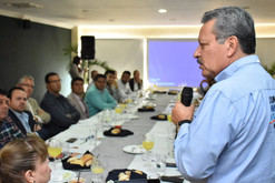 Ricardo Ortiz propone crear una Dirección General de Turismo