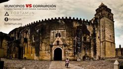 Invitan al 'Congreso Nacional de Municipios VS Corrupción'