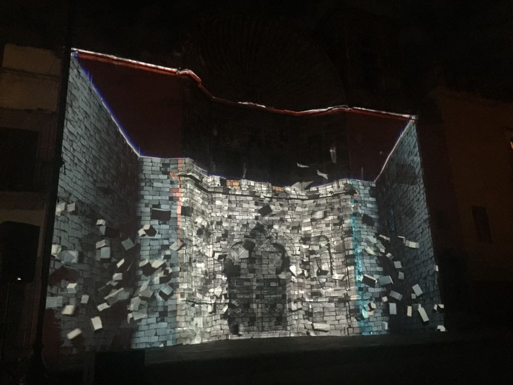 Video Mapping 2