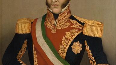 Agustín de Iturbide en Irapuato