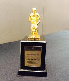 Premio San Crispín de Oro