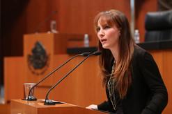 Que el Senado acompañe en las negociaciones del TLCAN: Senadora Gabriela Cuevas