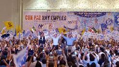 Ricardo Anaya respaldan la candidatura de Ortiz