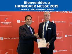 Atrae Diego Sinhue la Industria 4.0 a Guanajuato