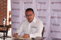 David Muñoz presenta tres razones para que los irapuatenses voten por él este 1° de julio