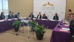 Titular de Sectur Gto presenta esquema de trabajo a diputados del Congreso Gto