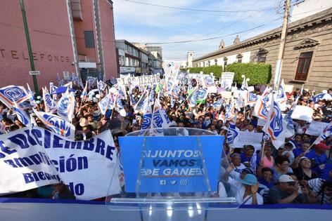 Ganaremos en las urnas: Ricardo Ortiz