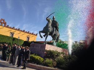 251 Aniversario del Natalicio del Generalísimo Ignacio Allende