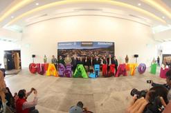Inauguran la Exposición 'Guanajuato, Ciudad Patrimonio de la Humanidad' en el #CongresoGto