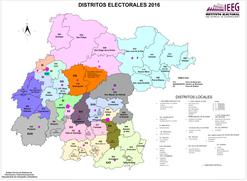 21 de 22 distritos gana el PAN en Guanajuato