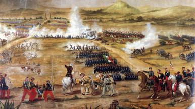 5 de mayo de 1862, Batalla de Puebla
