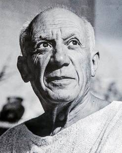 Aniversario luctuoso de Pablo Picasso