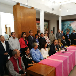 Cortazar será uno de los primeros en transparencia: Ariel Corona