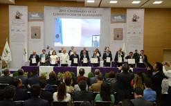 Instalan Comité Organizador para la Conmemoración del Centenario de la Constitución Política de Guan