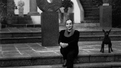 Dolores Olmedo, la coleccionista de arte mexicana