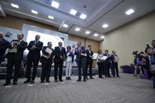 Finalizan las actividades del Centenario de la Constitución Política de Guanajuato