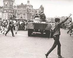 52 años del movimiento estudiantil del 68 #2DeOctubreNoSeOlvida