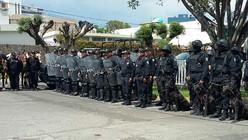 Refuerzan la seguridad en Guanajuato ante la ola de ejecuciones