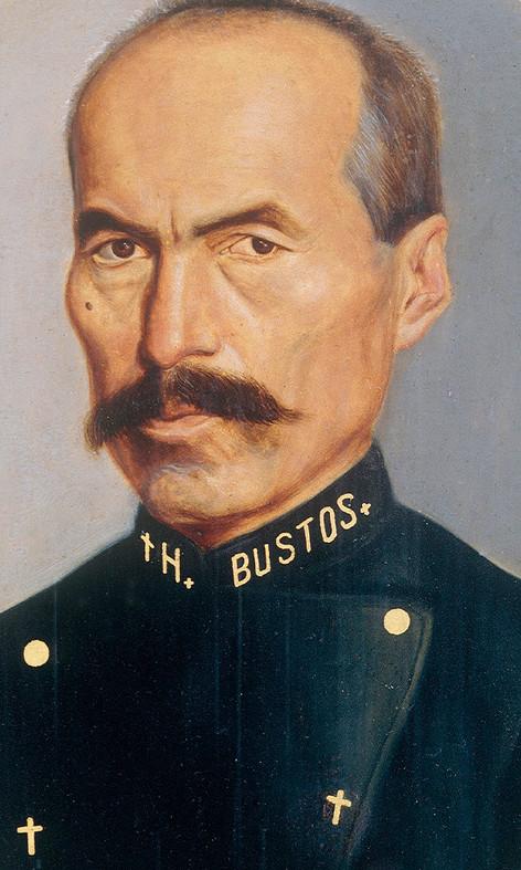 Natalicio del pintor Hermenegildo Bustos