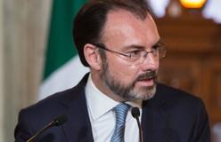 La negociación del TLCAN en verano: Videgaray